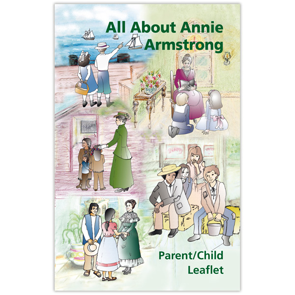 All About Annie Armstrong | WMU Store
